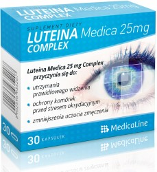 Luteina Medica 25 mg Complex