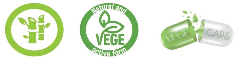 Aliness Krzem organiczny z pędów bambusa 150 mg x 100 VEGE caps.