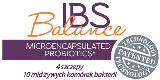 ALINESS Probiobalance IBS Balance 10 mld. probiotyki 30kap.