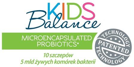 ALINESS Probiobalance KIDS Balance 5 mld. probiotyki 30kap.