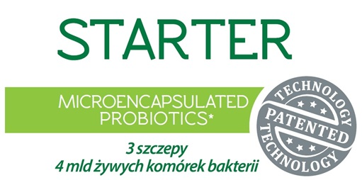 ALINESS Probiobalance STARTER 4 mld. probiotyki 30kaps.